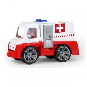 Truxx Krankenwagen ca. 29 cm