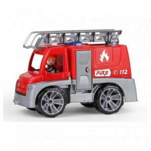 Truxx Feuerwehr mit Leiter ca. 29 cm