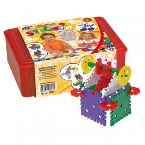 Stecki Geo Set Maxi 400 g viele verschiedene Formen
