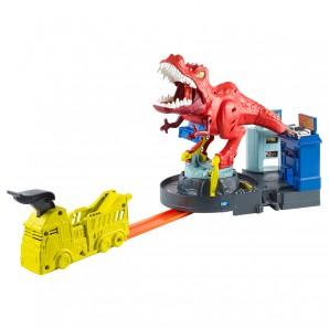 Hot Wheels City T-Rex
