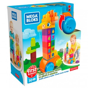 Mega Bloks 123