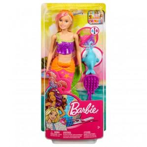 Barbie Reise Lead Mermaid