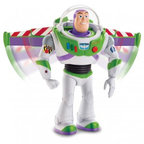 Toy Story 4 Mission Moves Buzz