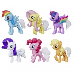 My Little Pony Farbenspiel