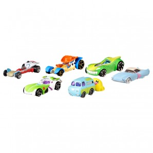 Hot Wheels Toy Story
