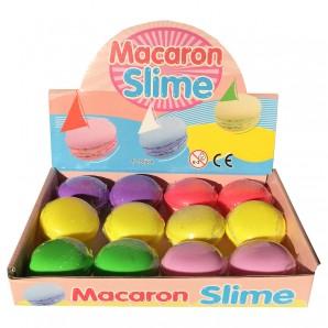 Schleim im Macaron