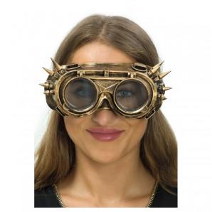 Maske Steampunk Zanni