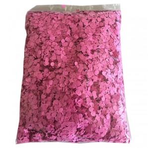 Konfetti 100 g rosa