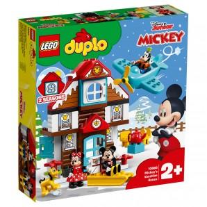 Mickeys Ferienhaus Lego Duplo