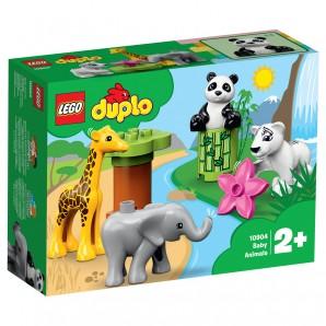 Süsse Tierkinder Lego Duplo