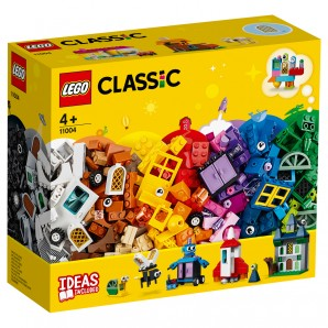 Bausteine Fenster kreativ Lego Classic