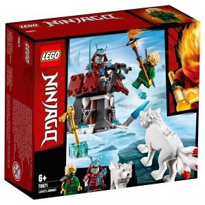 Angriff des Eis-Samurai Lego Ninjago