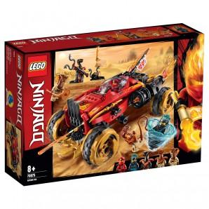 Katana 4x4 Lego Ninjago