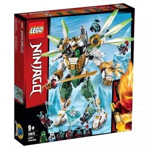 Lloyds Titan-Mech Lego Ninjago