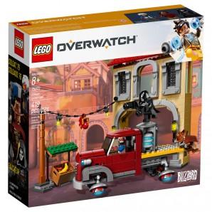 Dorado-Showdown Lego Overwatch