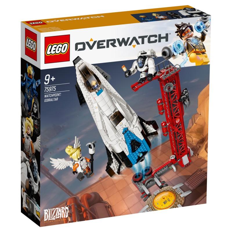 Watchpoint: Gibraltar Lego Overwatch