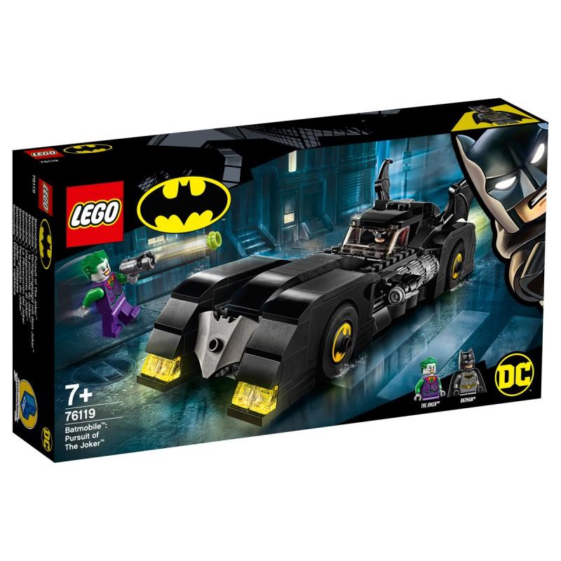 Batmobil: Verfolgungsjagd mit dem Joker