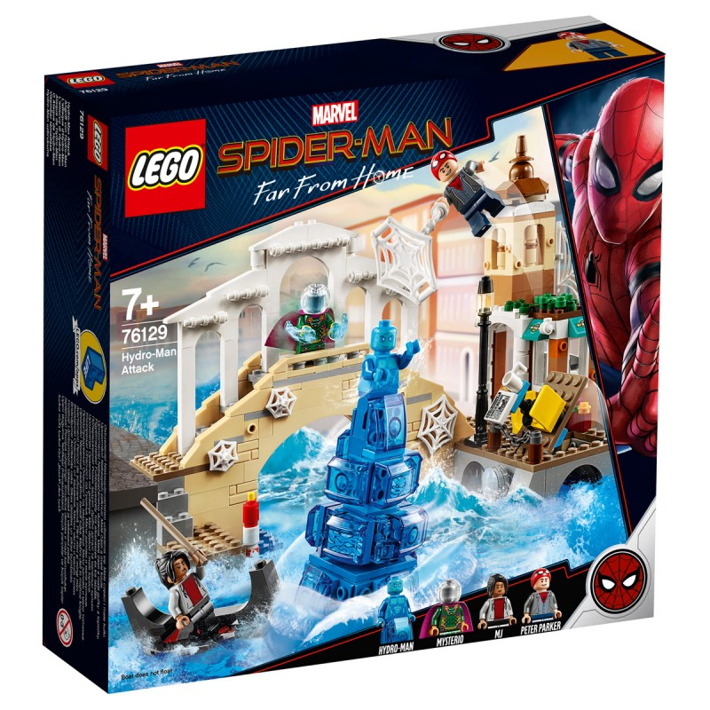 Angriff von Hydro-Man Lego Super Heroes