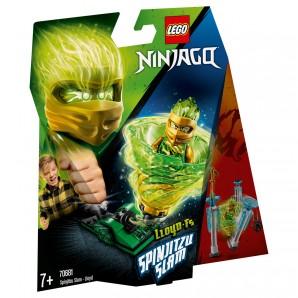Spinjitzu Slam - Lloyd Lego Ninjago