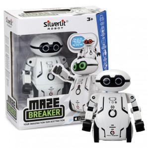 Roboter Maze Breaker weiss