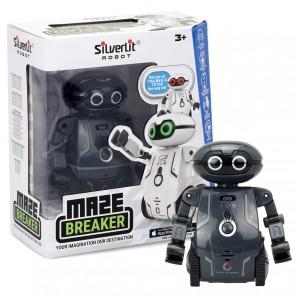 Roboter Maze Breaker schwarz