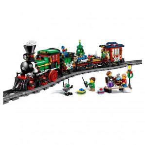 Festlicher Weihnachtszug Lego Creator
