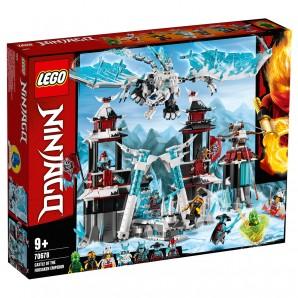 Festung im ewigen Eis Lego Ninjago