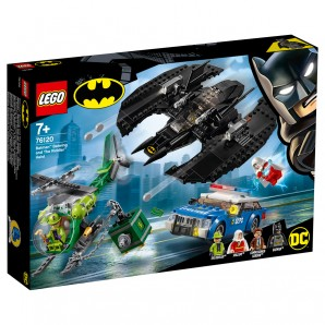 Batman: Batwing und der Riddler-Überfall