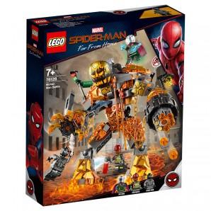 Duell mit Molten Man Lego Super Heroes