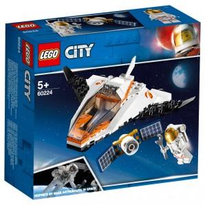 Satelliten-Wartungsmission Lego City