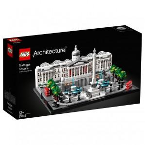 Trafalgar Square Lego Architecture