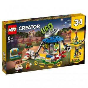 Jahrmarktkarussell Lego Creature