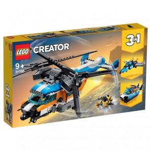Doppelrotor-Hubschrauber Lego Creator