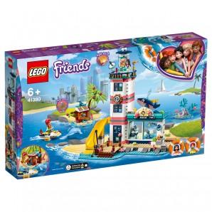 Leuchtturm mit Flutlicht Lego Friends