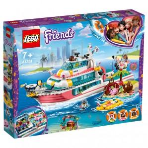 Boot für Rettungsaktionen Lego Friends