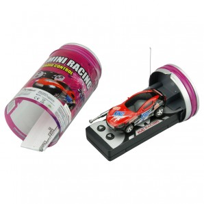 Mini Racing Auto in Dose 2
