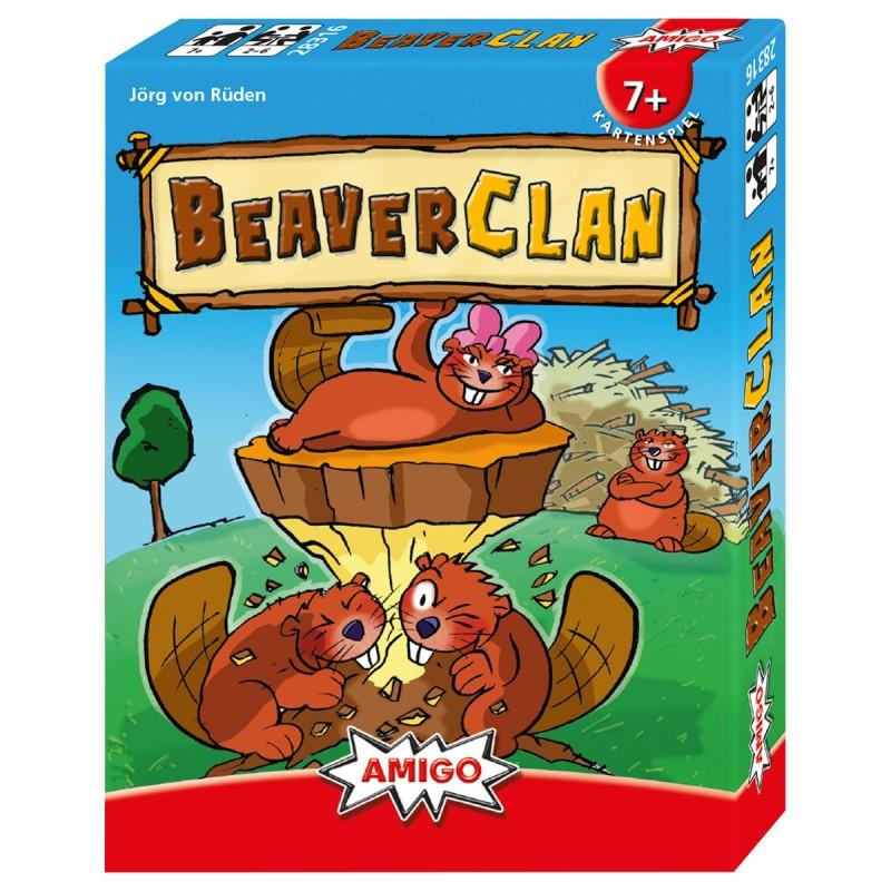 Beaver Clan d/f/i ab 7 Jahren