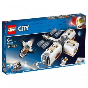 Mond Raumstation Lego City