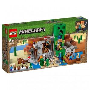 Die Creeper Mine Lego Minecraft