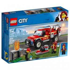 Feuerwehr-Einsatzleitung Lego City