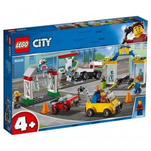 Autowerkstatt Lego City