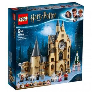 Hogwarts Uhrenturm Lego Harry Potter