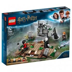 Duell auf dem Friedhof Lego Harry Potter