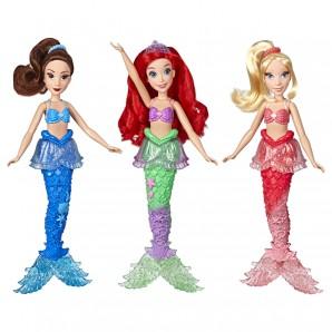 Disney Prinzessin Arielle & und ihre Schwestern