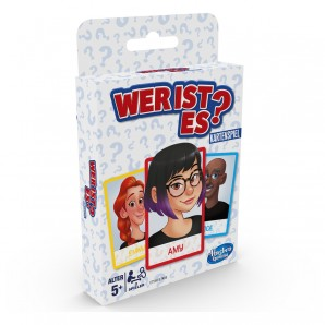CLASSIC CARD GAME GUESS WHO