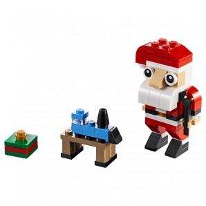 Weihnachtsmann Lego