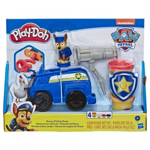 Play-Doh Rescue Rolling