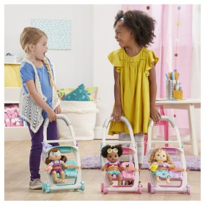 Baby Alive LITTLES ROLL N