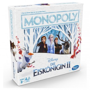 Monopoly Disney Frozen 2 d