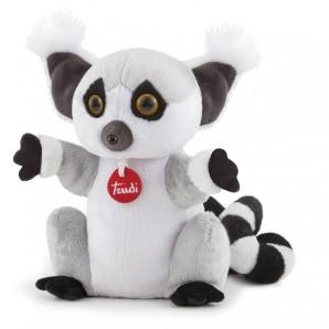 Handpuppe Lemur Plüsch